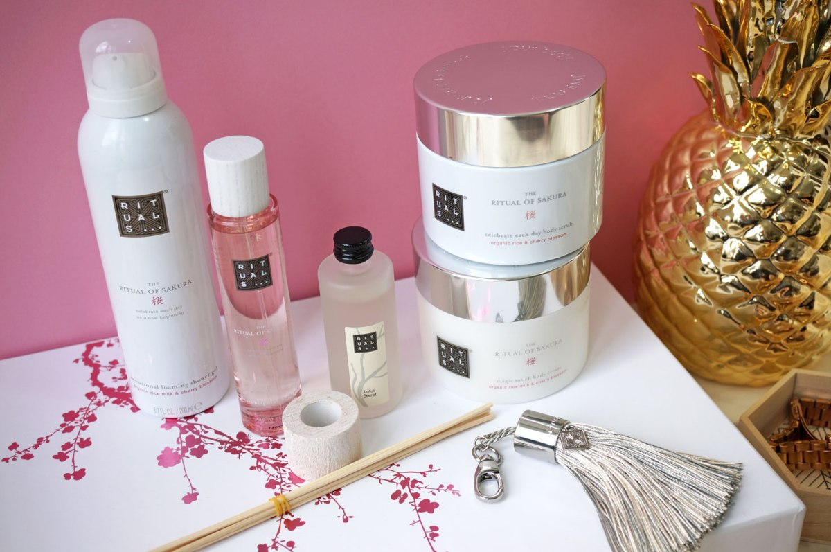 Beauty: Rituals - The Ritual of Sakura Collection