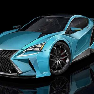 BMW And Lexus Working On Supercar Project