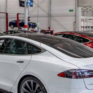First European Factory Opened By Tesla