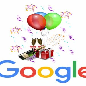 Google Decides To Celebrate September 27th As Its Birthday