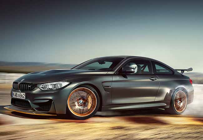 2016 BMW M4 GTS To Be First With The Water Injection System