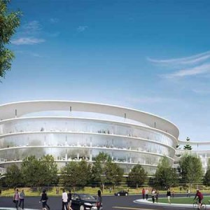 Apples Leases 770,000 Sq.Ft of Land For Second Spaceship Campus