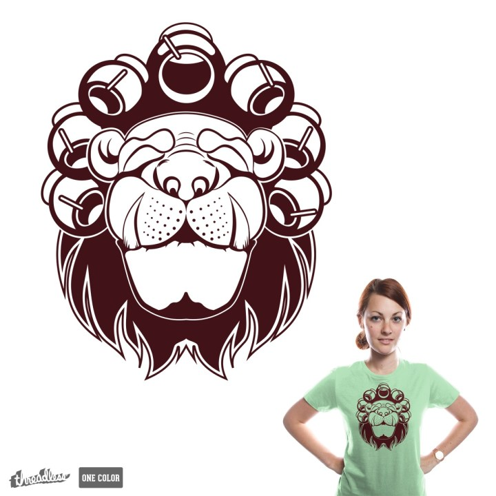 Primping For The Kill, a cool t-shirt design