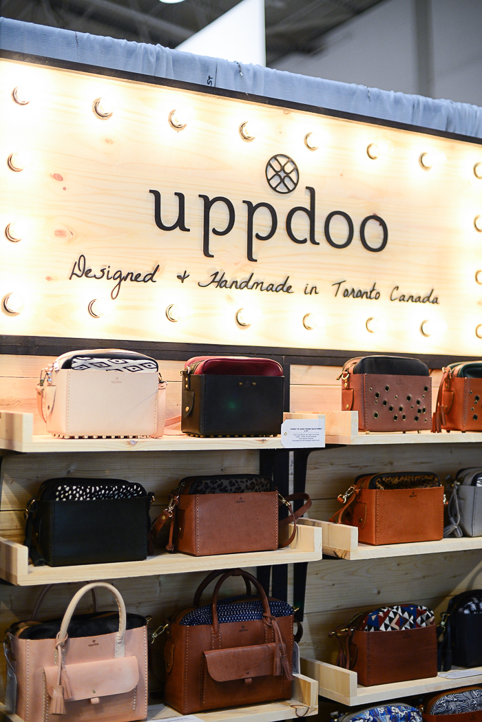 Uppdoo at the One of a Kind Show Toronto