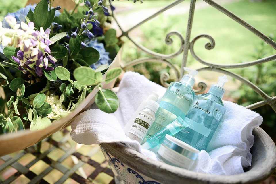 Yves Rocher Skin Care Products
