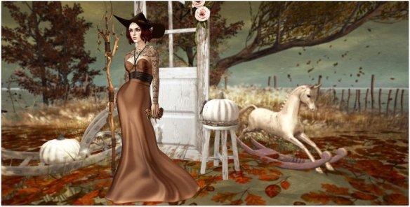 Spellbound on Ippos ~ Duchess