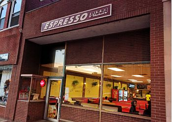 3 Best Pizza Places in Lowell  MA   ThreeBestRated Lowell pizza place Espresso Pizza