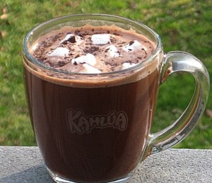 Hot Chocolate Alcohol