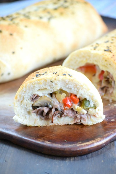 Stuffed Cheesesteak