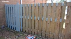 Small Of Fence Hanging Garden