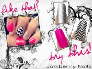 likethattrythis Enter to #Win the Jamberry Nail Shields #Giveaway