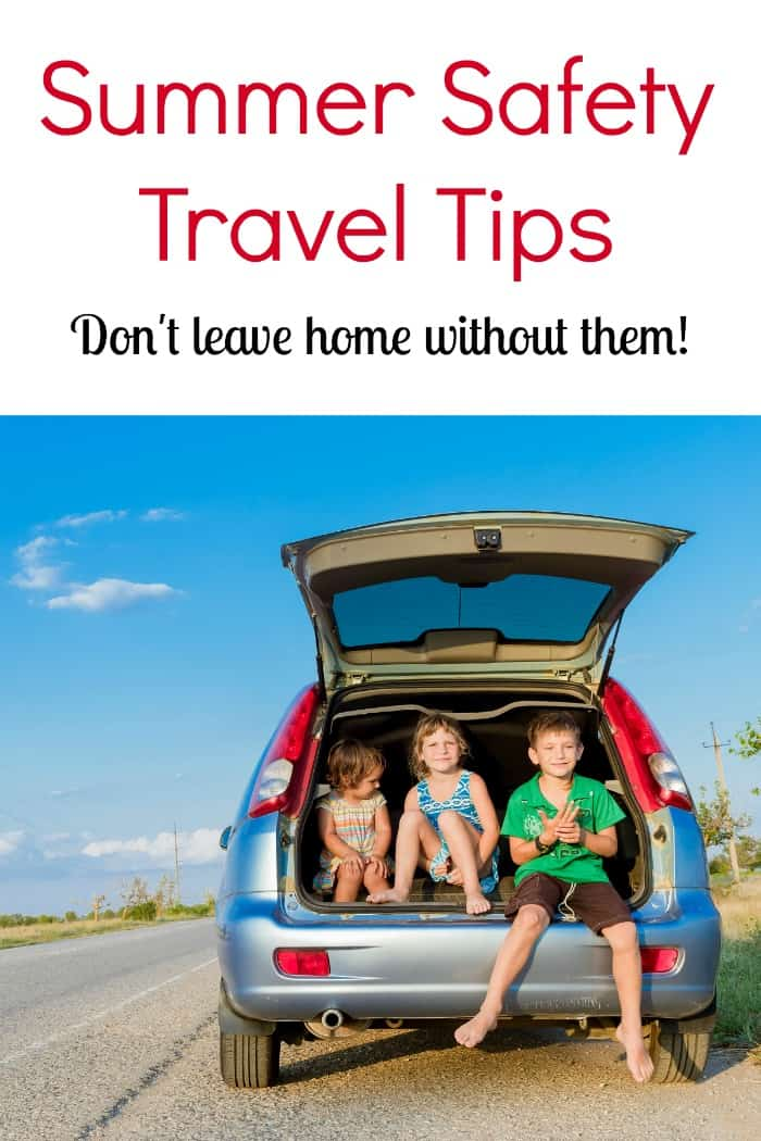 Travel Safety this summer