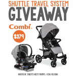 Win the Combi Shuttle Travel System!