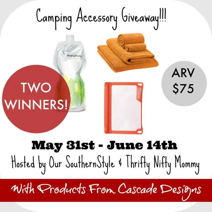 Accessorize Your Camping Style With Gear From Cascade Designs
