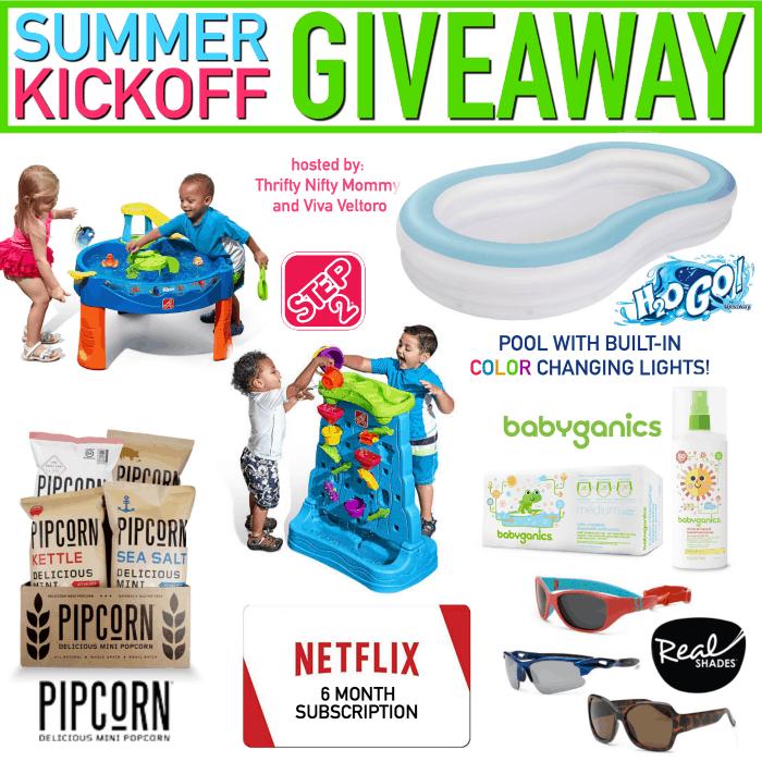 Summer Kickoff Giveaway