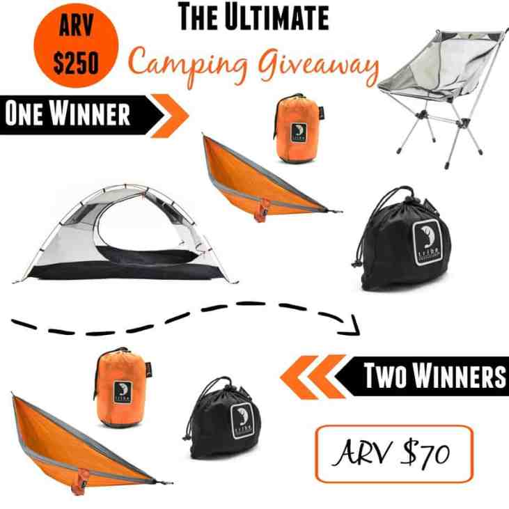 Cover All The Camping Basics With Tribe Provisions {PLUS The Ultimate Camping GIVEAWAY!!!}