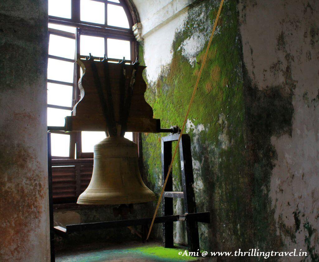 Bell at Santana Church