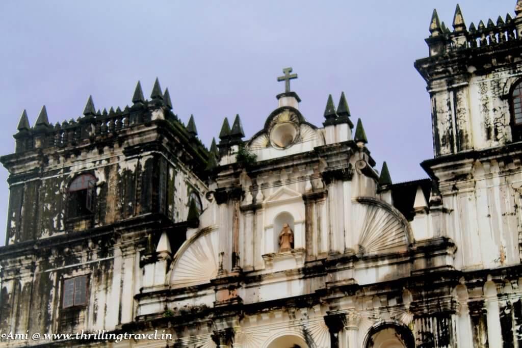 Santana Church, Talaulim, Goa