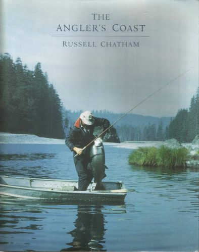 The Angler's Coast by Russell Chatham. Signed by Russell Chatham