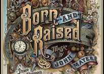 John Mayer - Born And Raised album cover artwork