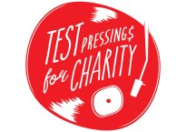 Image via Test Pressings for Charity, designed by Matt Hale
