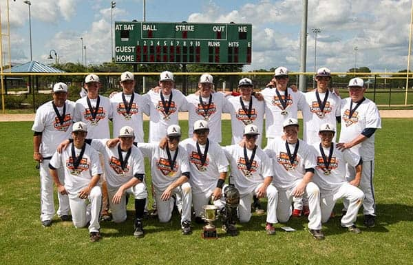HSAA Angels 2013 National Champions