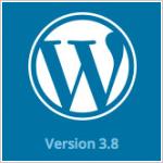 Se lanzó WordPress 3.8 con muchos cambios a la vista