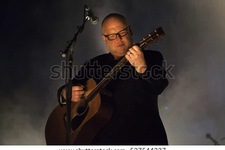 stock photo amsam the netherlands november black francis lead singer of the american 527544337