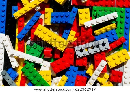 Kiev Ukraine April 17 2017 Lego Stock Photo  Edit Now  622362917     Kiev  Ukraine   April 17  2017  Lego blocks   plastic construction toy