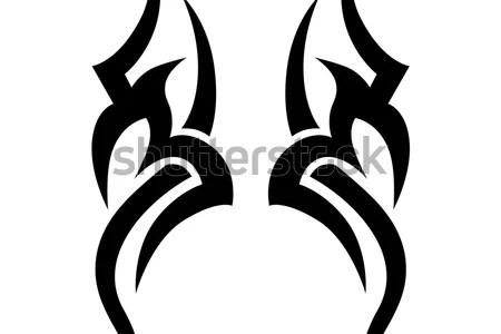 stock vector tattoo tribal vector designs tribal tattoos art tribal tattoo 601882445