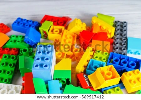 Vinnitsa Ukraine January 15 2017 Lego Stock Photo  Royalty Free     Vinnitsa  Ukraine   January 15  2017  Lego blocks   plastic construction  toy