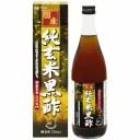 井藤漢方製薬 国産 純玄米黒酢 720ml 1本