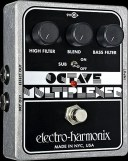 electro-harmonix Octave Multiplexer モノフォニック・オクターバー【smtb-ms】【RCP】【zn】
