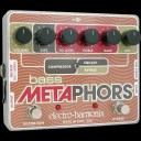 Electro-Harmonix 《エレクトロ・ハーモニクス》 Bass Metaphors Preamp/EQ/Distortion/Compressor/DI ベース用エフェクター(プリアンプ)