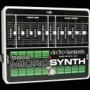 Electro-Harmonix 《エレクトロ・ハーモニクス》 Bass Micro Synthesizer Analog Microsynth ベース用エフェクター(マイクロシンセ)