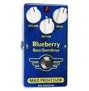 【レビューを書いて次回送料無料クーポンGET】Mad Professor New Blueberry Bass Overdrive エフェクター [並行輸入品][直輸入品]【マ..