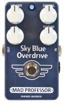 【レビューを書いて次回送料無料クーポンGET】Mad Professor Sky Blue Overdrive エフェクター [並行輸入品][直輸入品]【マッド・プロ..