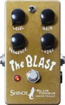SHINOS The Blast SHI-BUL/BLA オーバードライブ【シノーズ】
