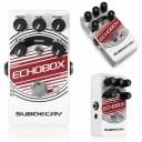 Subdecay Echobox v2 新品 ディレイ/エコー[サブディケイ][エコーボックス][Effector,エフェクター]