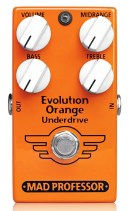 MAD PROFESSOR Evolution Orange Underdrive 新品 オーバードライブ[マッドプロフェッサー][エボリューションオレンジアンダードライブ..