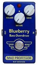MAD PROFESSOR New Blueberry Bass Overdrive 新品 ベース用オーバードライブ [マッドプロフェッサー][ニュー][ブルーベリー][Overdriv..