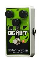 【正規品】electro-harmonix Nano Bass Big Muff 新品 ナノベースビッグマフ[エレクトロハーモニクス][Fuzz,ファズ][Distortion,ディス..