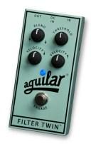 Aguilar FILTER TWIN 【ベースエンベロープフィルター】 【数量限定アダプタープレゼント!】