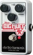 electro-harmonix / Nano Big Muff π Distortion / Fuzz / Overdrive 【エフェクター】【エレクトロハーモニクス】【ナノビックマフパ..