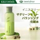 [イニスフリー] ★Innisfree the greentea★ ザ・グリーンティー グリーンティーバランシングスキ(化粧水)ン200mL