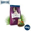HAPPY DOG ミニ アイルランド(サーモン&ラビット)スキンケア 4kg 【HAPPY DOG/ドッグフード/ドライフード/プレミアムフード/DOG FOO..