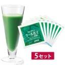 キューサイ青汁(ケール青汁)90g×7パック入 冷凍タイプ5セット