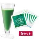 キューサイ青汁(ケール青汁)90g×7パック入 冷凍タイプ6セット
