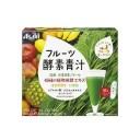 アサヒグループ食品 フルーツ酵素青汁30袋 フルーツコウソアオジル30フクロ(30