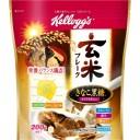 ケロッグ 玄米フレーク きなこ黒糖 袋 200g 味の素【ポイント10倍】